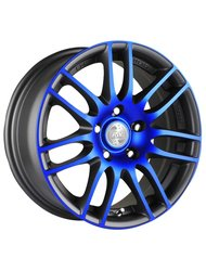 Диски Racing Wheels H-478 6,5x15 4x100 D67.1 ET40 цвет DDN-OBL F/P - фото 1