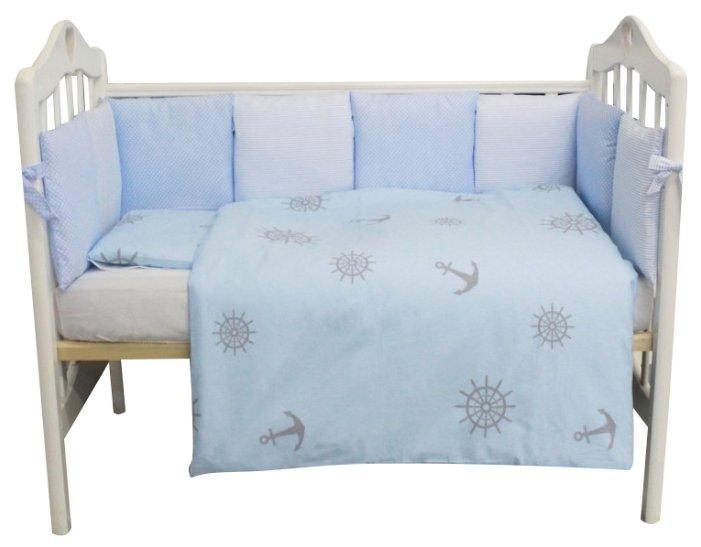 ByTWINZ комплект в кроватку Бриз (6 предметов)