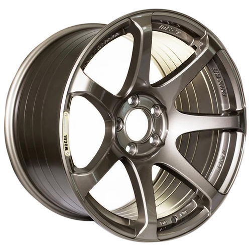 Колесный диск Cosmis Racing Wheels MR7 9x18/5x114.3 D73.1 ET25 Bronze