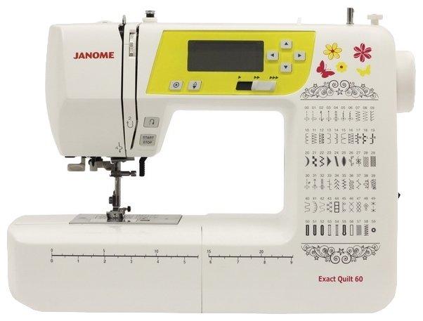 Janome Exact Quilt 60