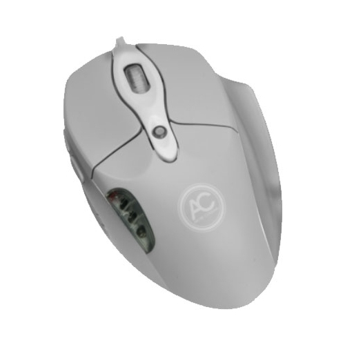Мышь Arctic M551 Wired Laser Gaming Mouse Silver USB