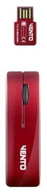 Мышь ASUS Vento MW-96 Red USB
