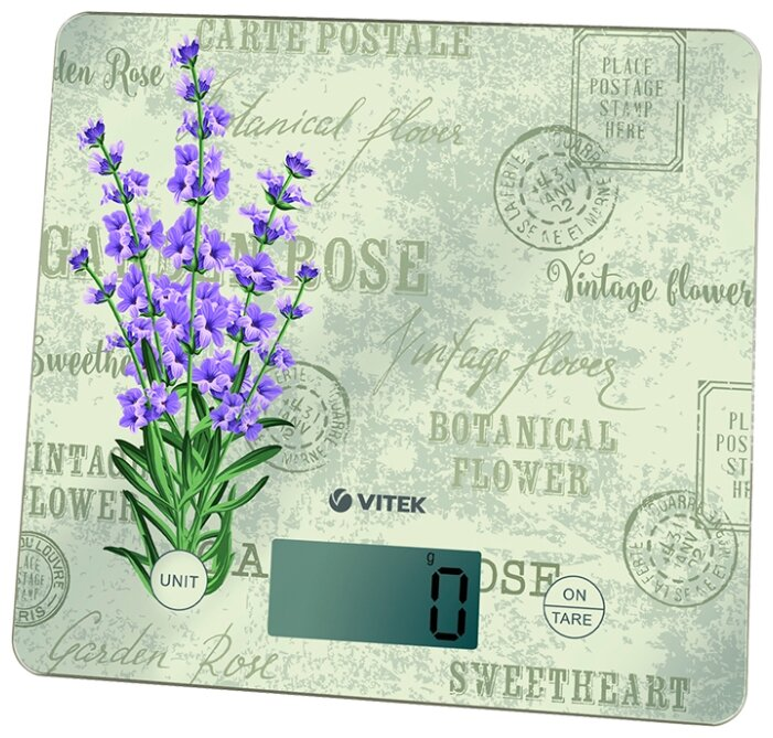 VITEK Кухонные весы VITEK VT-8020