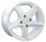 Диски LS Wheels 108 6,0x14 4x108 D73.1 ET25 цвет GMF (темно-серый,полировка) - фото 1