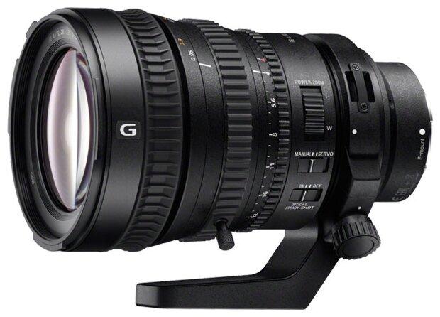Объектив Sony SELP28135G FE PZ 28-135mm f/4.0 G OSS (SELP28135G.SYX)
