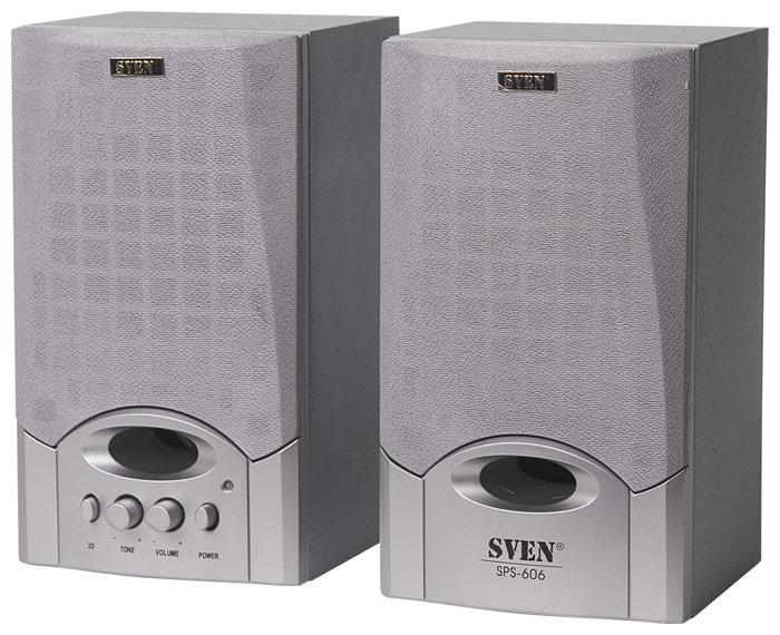 Сравнение с SVEN SPS-606