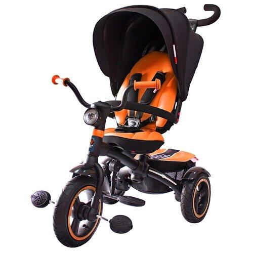 Купить Трехколесный велосипед Icon 5 Rt Vip V5 By Natali Prigaro Orange orange, Трехколесные велосипеды