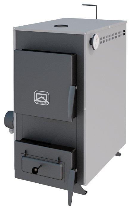 Твердотопливный котел Теплодар Куппер Практик 14 14 кВт одноконтурный