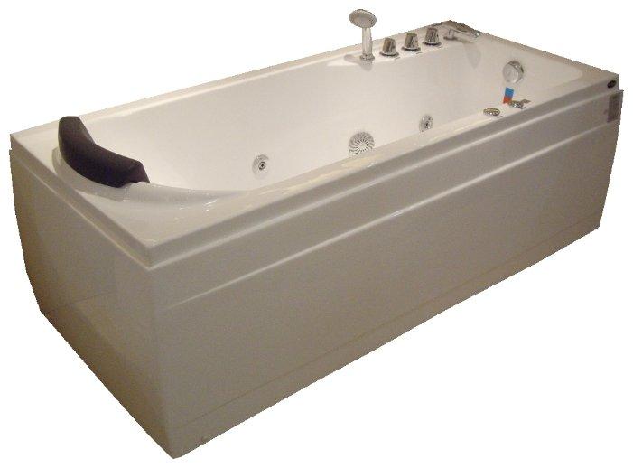 Отдельно стоящая ванна Gemy G9006-1.5