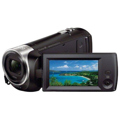 Видеокамера Sony HDR-CX405 черный
