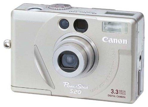 Фотоаппарат Canon PowerShot S20