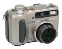 Фотоаппарат Sony Cyber-shot DSC-S75