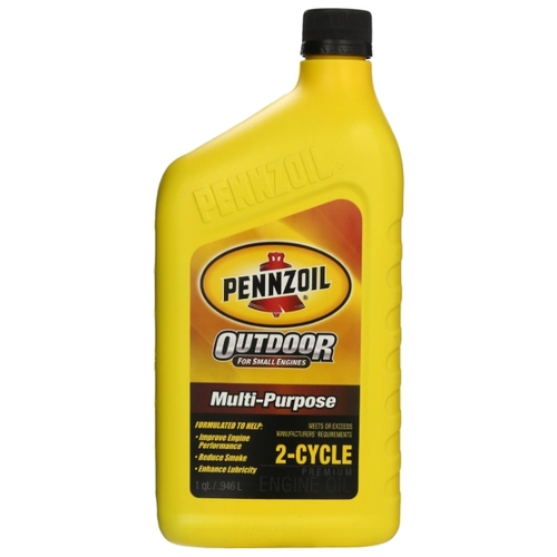 Моторное масло Pennzoil Outdoor Multi-Purpose 2-Cycle 0.946 л Моторные масла
