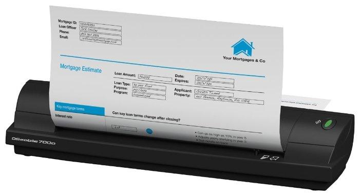 Сканер Brother DS-700D