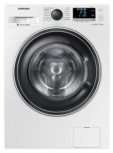 Стиральная машина Samsung WW80K62E07W белый