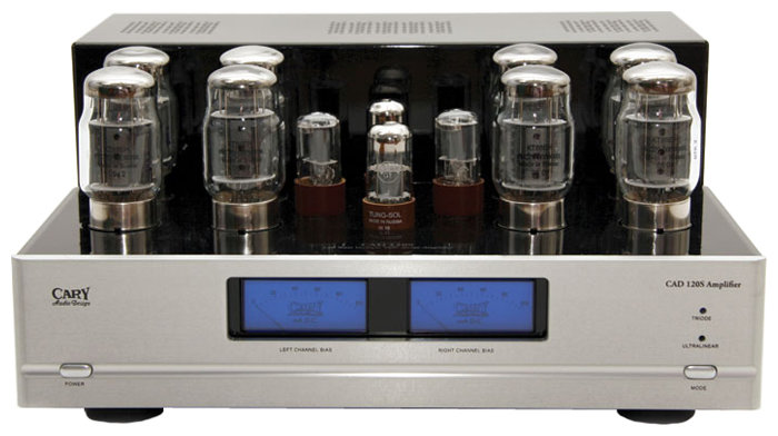 Cary Audio CAD 120S