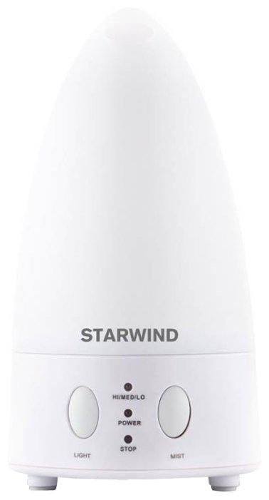 Увлажнитель и очиститель воздуха StarWind SAP2111 белый (SAP2111)