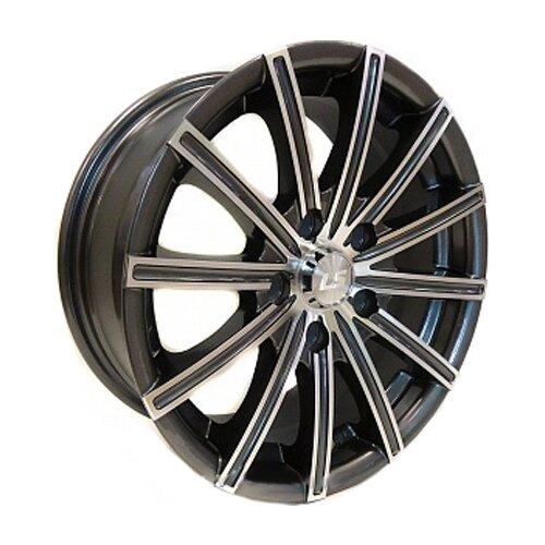 Фото - Колесный диск LS Wheels LS312 7х16/4х100 D73.1 ET40, GMF колесный диск ls wheels ls570 7x16 5x114 3 d73 1 et40 hp