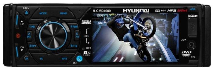 Автомагнитола Hyundai H-CMD4009 (2010)