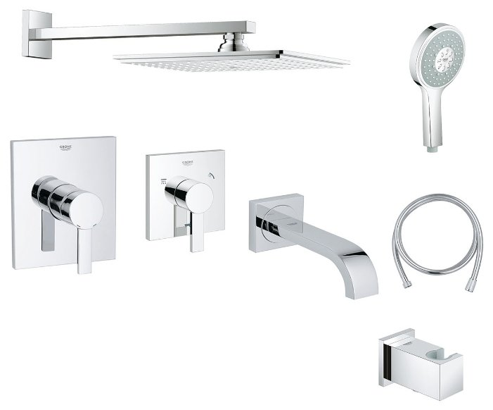 Grohe Allure NSB0006