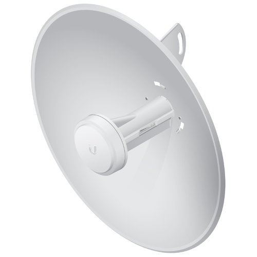 Wi-Fi мост Ubiquiti PowerBeam M2-400 18dBi белый wi fi роутер ubiquiti powerbeam m5 400 25dbi