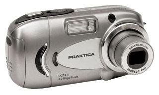 Фотоаппарат Praktica DCZ 4.4