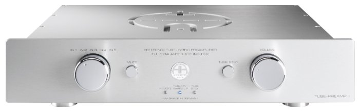 Accustic Arts Tube-Preamp II