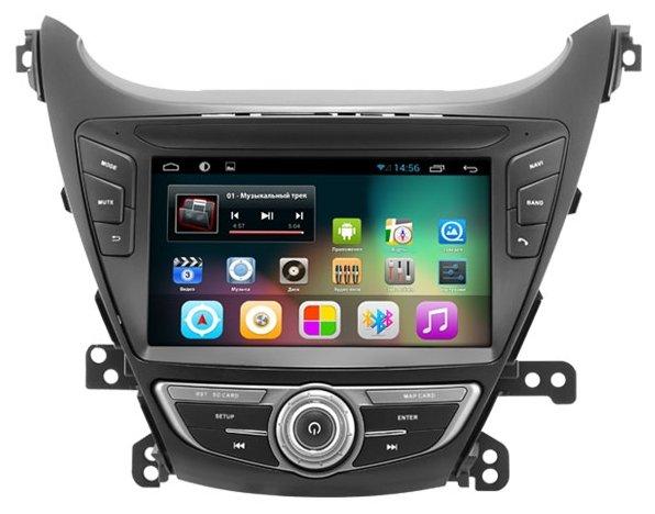 Smarty Hyundai Elantra 2011-2014 Android