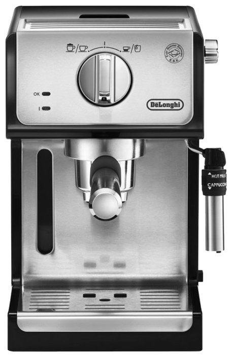 DeLonghi ECP35.31 кофеварка рожковая