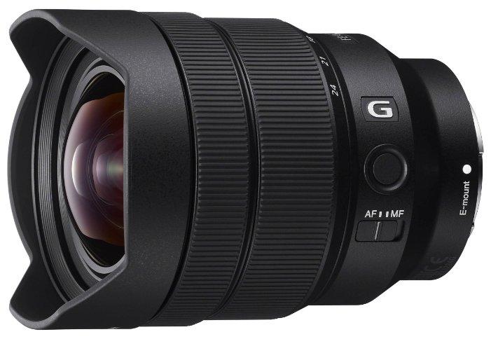 Sony Объектив Sony FE 12-24mm f/4 G (SEL1224G)