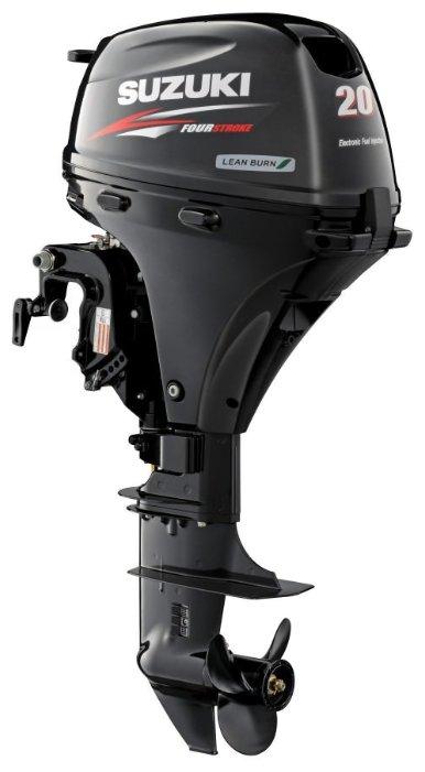 Лодочный мотор SUZUKI DF20ARL