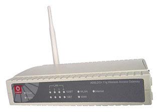 Wi-Fi роутер Compex WRL254G