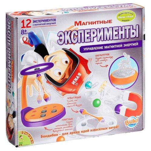 Купить Набор BONDIBON Магнитные эксперименты (ВВ0923), Наборы для исследований