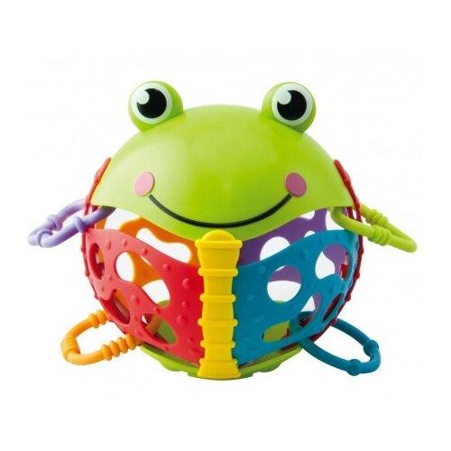 Купить Погремушка Little hero Активный лягушонок разноцветный, Погремушки и прорезыватели