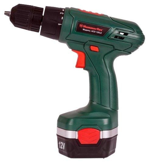 Дрель-шуруповерт Hammer ACD120LE