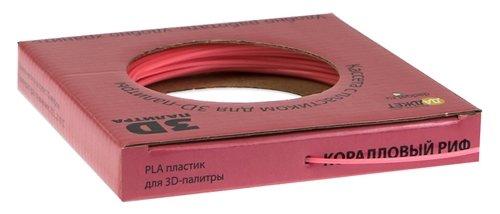 PLA пруток Даджет 1.75 мм розовый