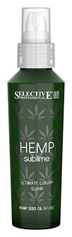 Selective Professional Hemp Sublime Восстанавливающий эликсир
