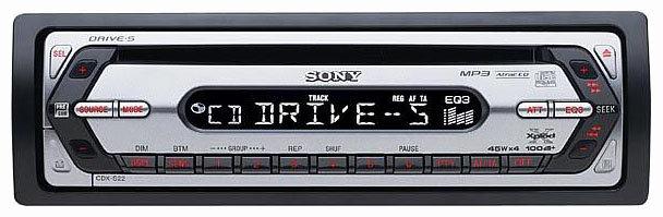 Sony CDX-S22