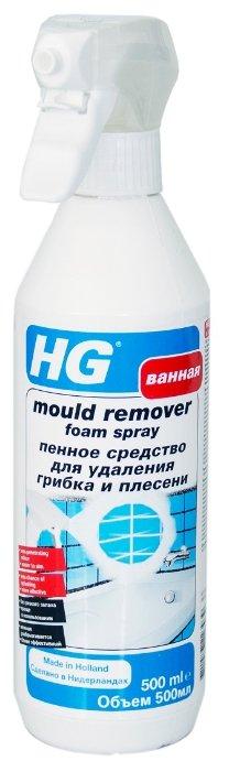 HG пена для удаления грибка и плесени