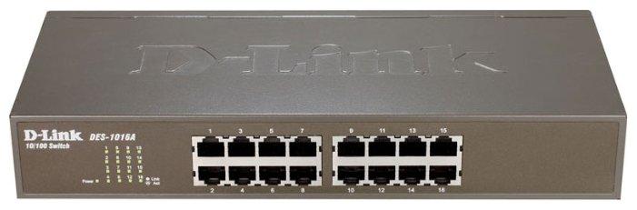 D-link DES-1016A