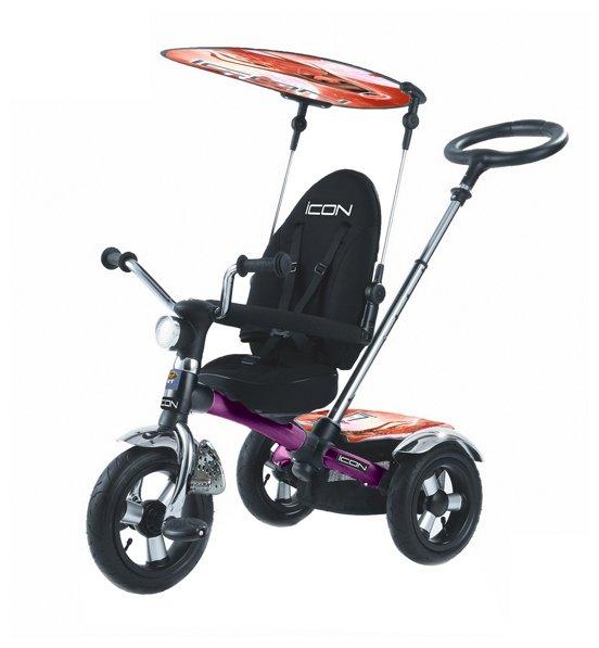 Трехколесный велосипед RT ICON 1 Fuksia Angel