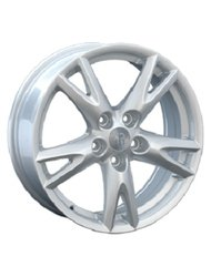 Колесный диск Replay Nissan (NS48) 6.5x17/5x114.3 D66.1 ET45 Silver - фото 1