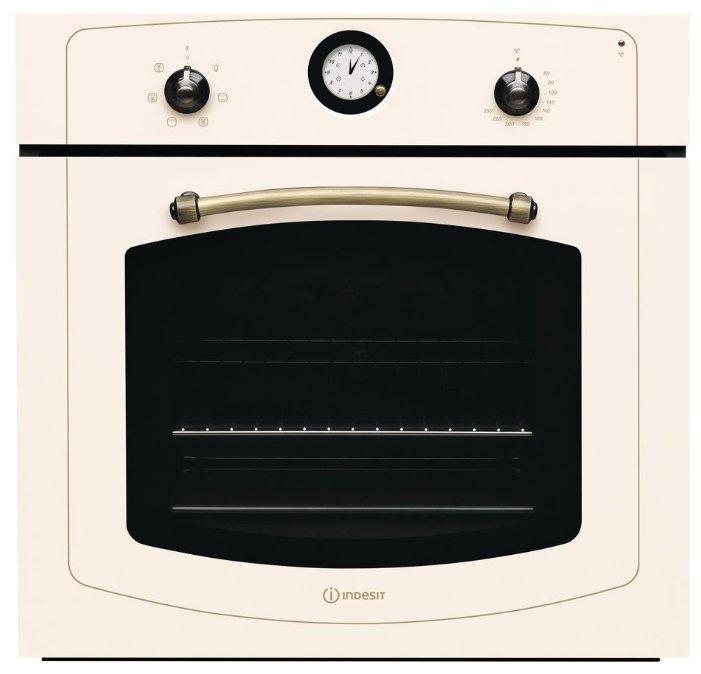 Духовой шкаф электрический Indesit IFVR 500 OW бежевый