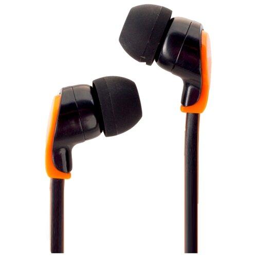 Купить Наушники Partner Ultra черный/оранжевый