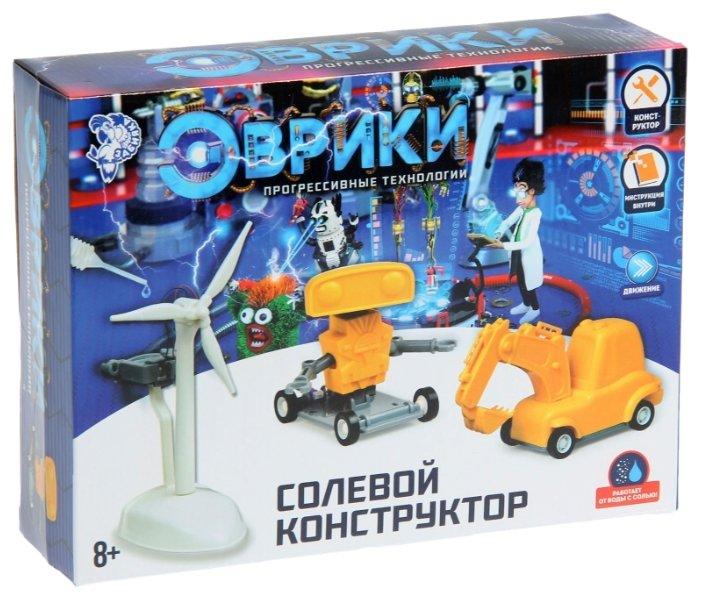 Электронный конструктор ЭВРИКИ Эврики 1466973 Солевой конструктор — купить по выгодной цене на Яндекс.Маркете