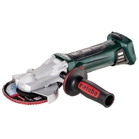УШМ metabo WF 18 LTX 125 Quick 5.5Ah x2 Case