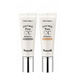 TONY MOLY Naturalth CC крем Goat Milk Pure SPF30 40 гр