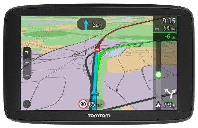 TomTom Навигатор с радар-детектором TomTom VIA 62