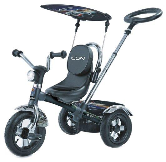 Трехколесный велосипед RT ICON 2 Black Mat Car