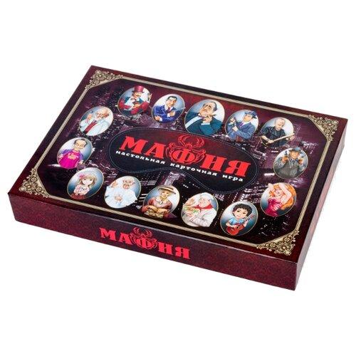 Купить Настольная игра Десятое королевство Мафия с масками 02620, Настольные игры